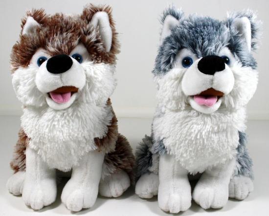 Plüsch - Husky